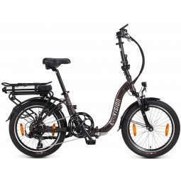 Vélo pliant électrique...