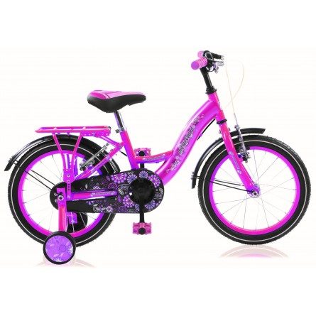 Vélo fille MICKEY BIKE 16