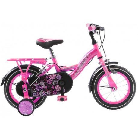 mickey bike 12/14 fille