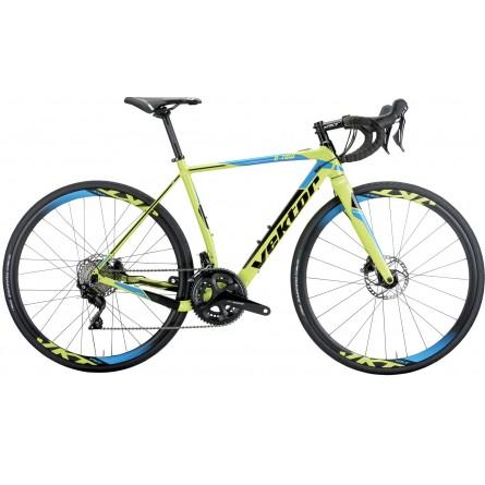 Vélo course électrique E-RAW 2020