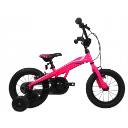 Vélo enfant MONTY 102 fille
