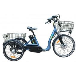 Tricycle électrique Cyclo2 Comfort 24+