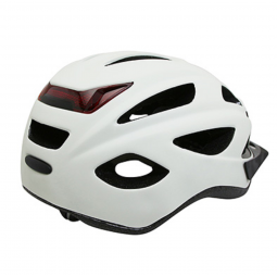 Casque polisport CITY GO + LED