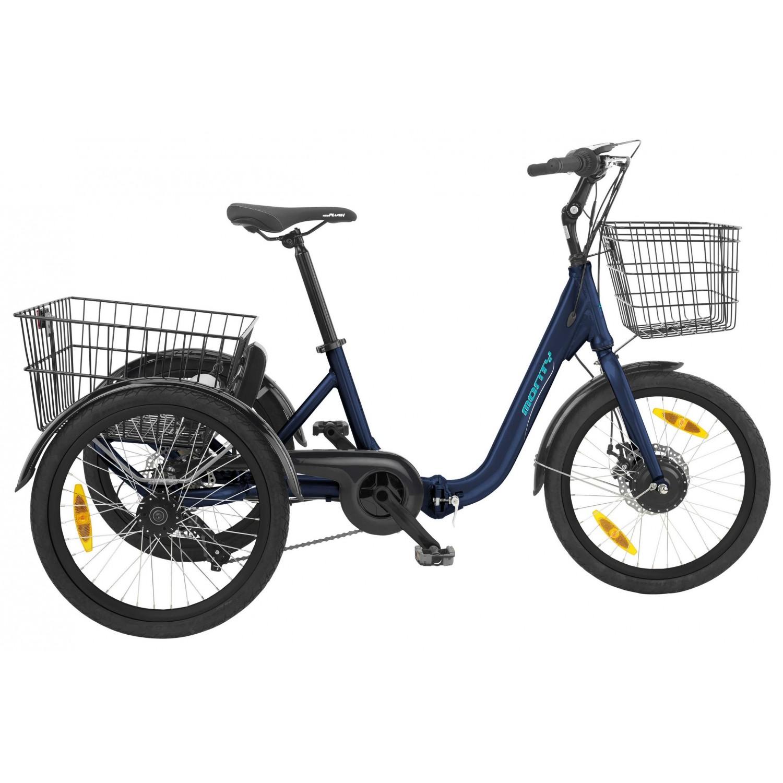 Tricycle électrique pliant Monty E132