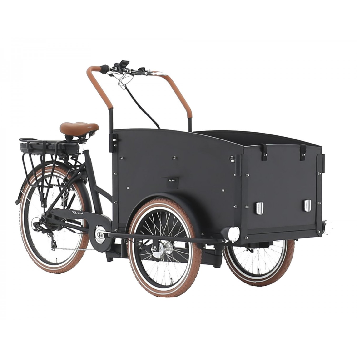 bakfiets Troy 2021