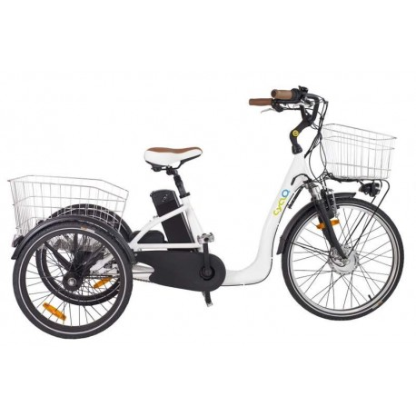 tricycle adulte electrique