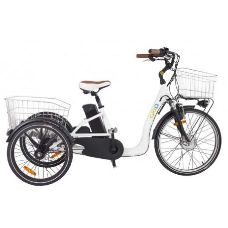 tricycle électrique comfort 24