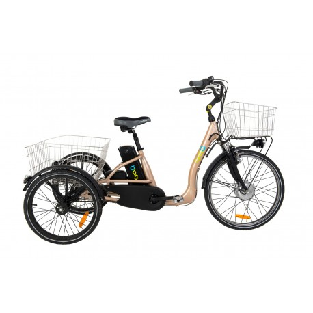 Tricycle électrique CYCLO2 COMFORT 24