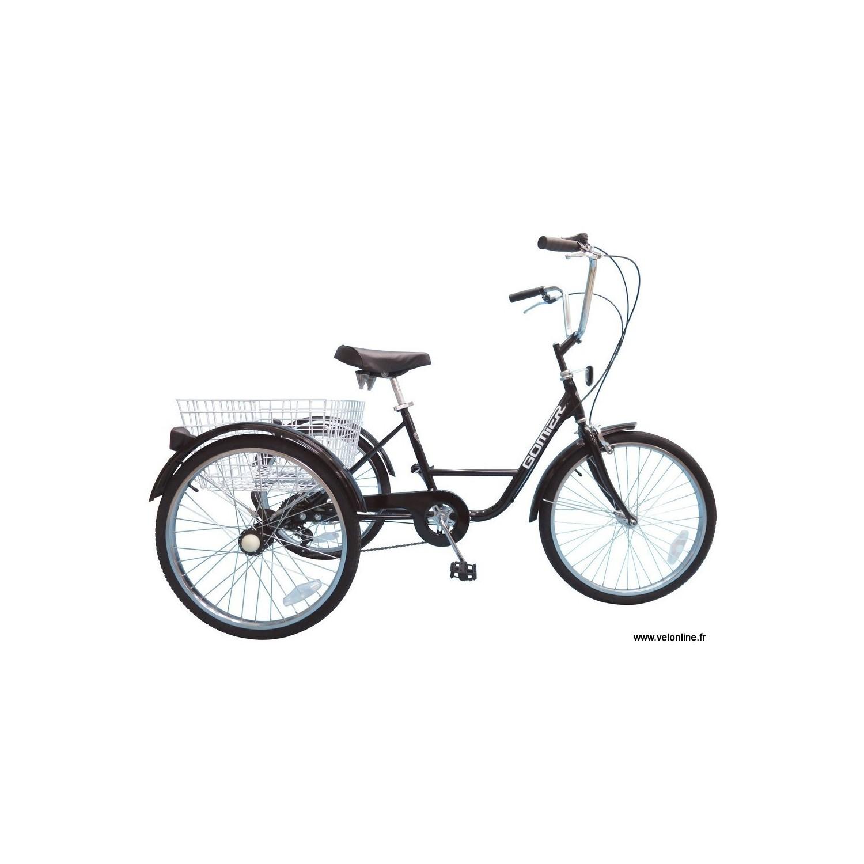 Tricycle 24 pouces Gomier