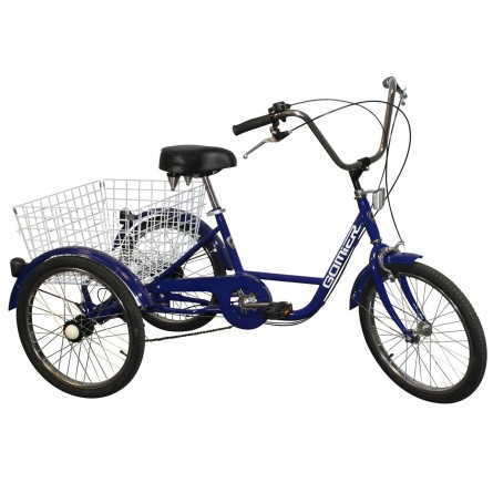 Tricycle adulte Gomier TC1