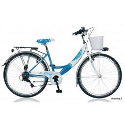 Vélo fille DIVA 24 pouces
