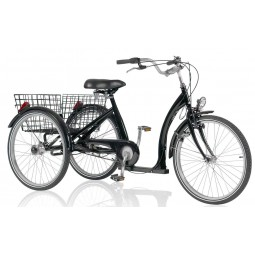 Tricycle trad 24 pouces