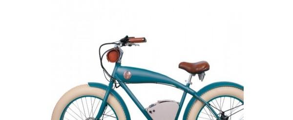 Beach cruiser : vélo avec pneus ballons | Velonline