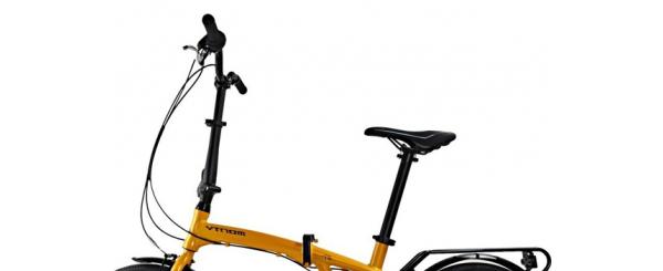 Vélo pliant / pliable, homme, femme