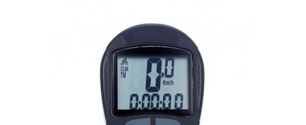 Compteur kilométrique et vitesse