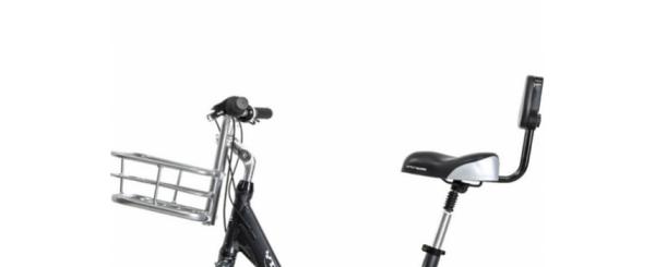 Tricycle électrique adulte - Velonline