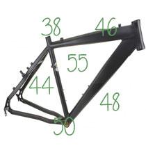 Taille cadre vélo - Velonline